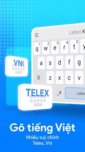 Laban Key: Vietnamese Keyboard Apk 1
