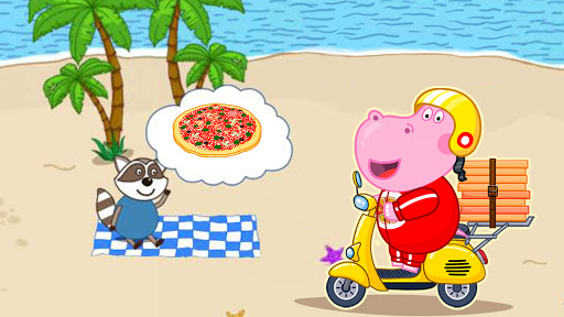Pizza maker. Cooking for kids  screenshots 13