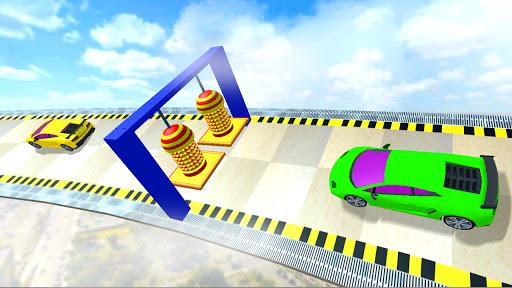 Car Stunts -  Impossible Track Challenge  screenshots 1
