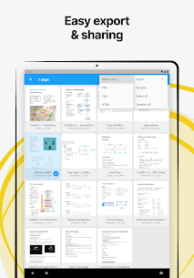 Nebo Apk: Note-Taking & Annotation (PAID) Download 9