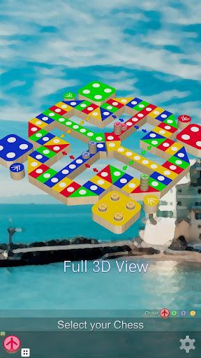 Aeroplane Chess 3D - Network 3D Ludo Game 6.00 screenshots 12