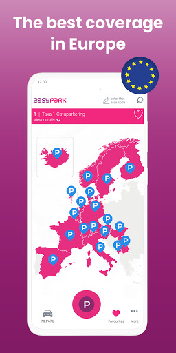 EasyPark - find & pay parking android2mod screenshots 2