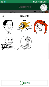 Meme Stickers for Messenger 4