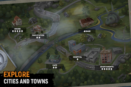 Letu2019s Survive - Survival game in zombie apocalypse Apkfinish screenshots 7