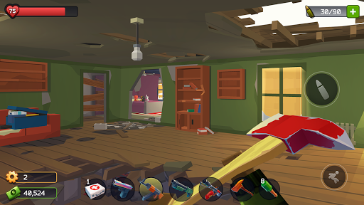 Pixel Combat: Zombies Strike  screenshots 16