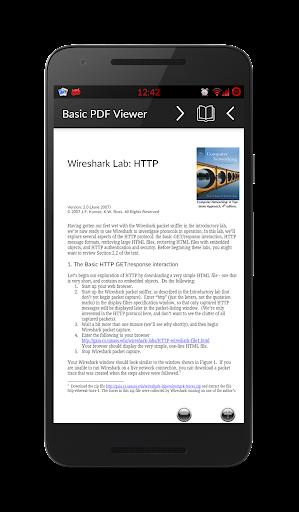 PDF Reader 1.22 Screenshots 4