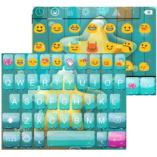 Bubble Star Emoji Keyboard For PC Windows (7, 8, 10 and 10x) & Mac Computer