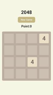 Game Puzzle 2048 1