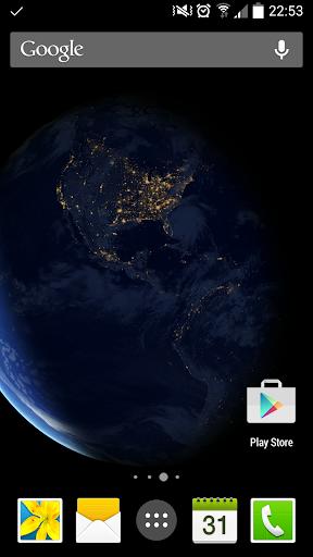 Earthday USA - Live Wallpaper  screenshots 4