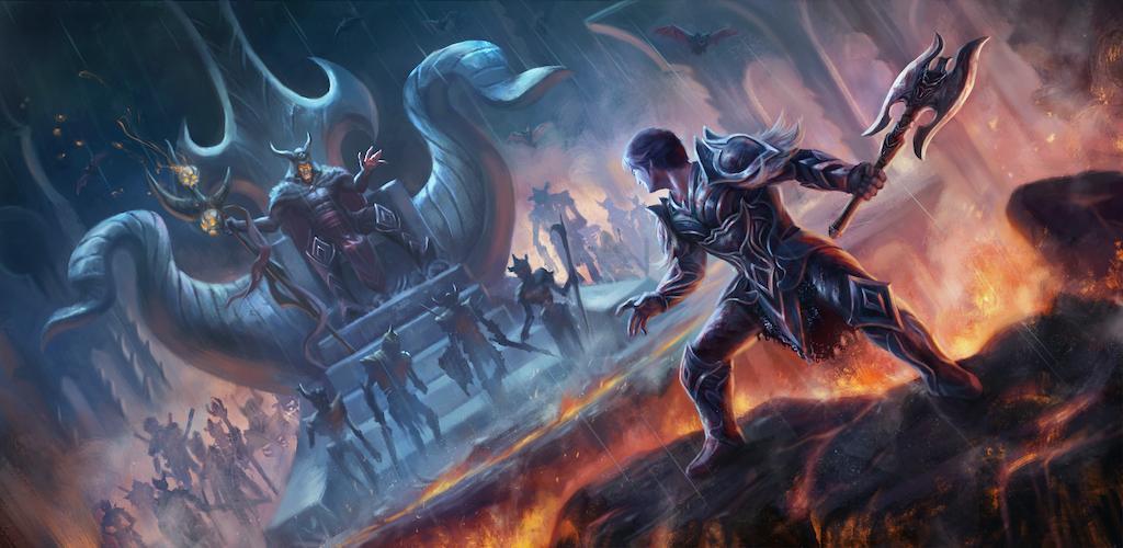 Vampire's Fall: Origins RPG  poster 0