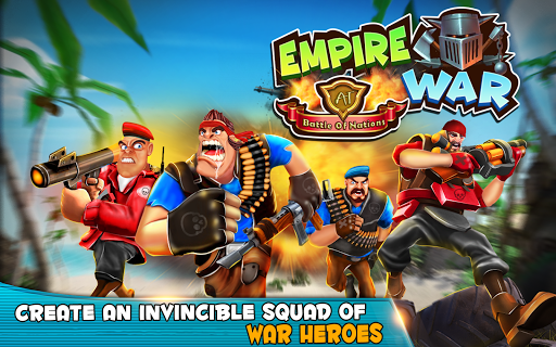 Empire At War: Battle Of Nations - Online Games 1.9 Screenshots 4