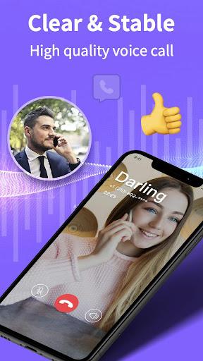AbTalk Call - Free Phone Call & Worldwide Calling  screenshots 2