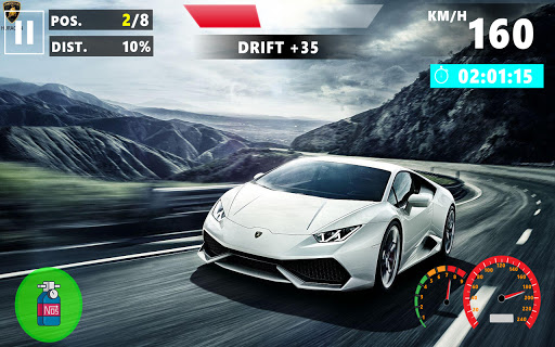 Huracan: Extreme Offroad Hilly Roads Drive  screenshots 8