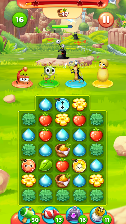 Best Fiends Stars - Free Puzzle Game poster 23