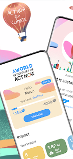 AWorld in support of ActNow
