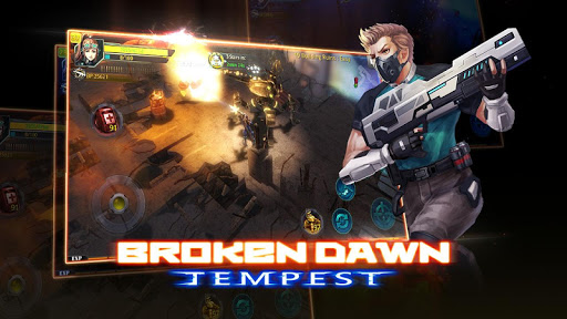 Broken Dawn:Tempest screenshots 15