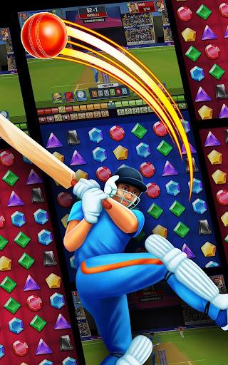 Cricket Rivals - New Cricket Match 3 Puzzle Games 0.17 screenshots 1