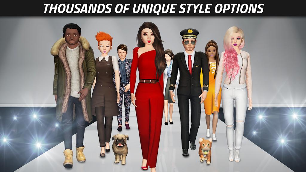 Avakin Life - 3D Virtual World  poster 11