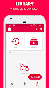 YouMp3 – VideoTube Mp3 Music player Apk Download New 2021 3