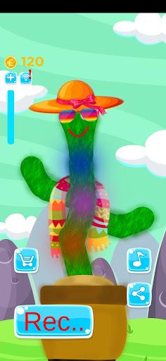 The talking dancing cactus game 0.9 screenshots 2