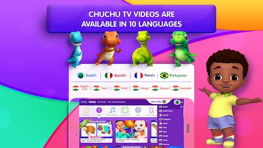ChuChu TV Nursery Rhymes Videos Pro - Learning App apktram screenshots 6