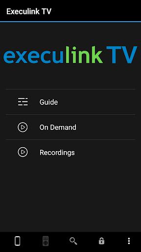 Execulink TV screenshots 1