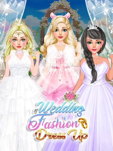 Fashion Wedding Dress Up Designer: Games For Girls 0.11 screenshots 1