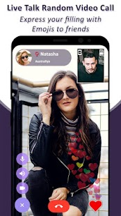Live Talk - Zufälliger Video-Chat Screenshot