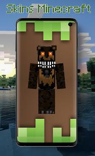 Nightmare Skins for Minecraft PE