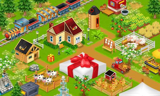 Télécharger Farm Family APK MOD 1