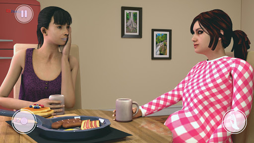 Pregnant Mother Simulator - Virtual Pregnancy Game android2mod screenshots 3
