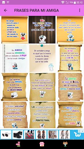 Frases para Amigas screenshots 2