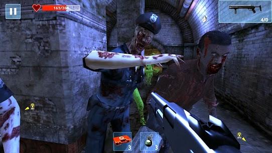 Zombie Objective MOD APK 5