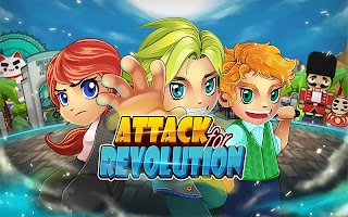 Dice Masters : Attack For Revolution
