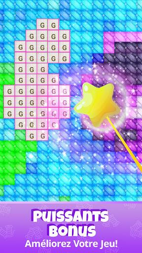 Télécharger Gratuit Cross Stitch Gold: Jeu de Couleur, point de croix apk mod screenshots 5