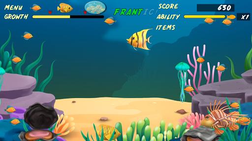 Let Me Eat : Big fish eat small  screenshots 1