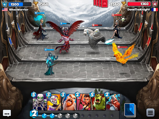 Castle Crush: Epic Battle - Free Strategy Games Apkfinish screenshots 21