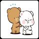 Animasi Milk Mocha Bear Sticker for WAStickerApps - Androidアプリ