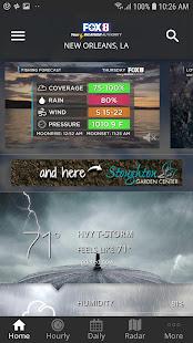 FOX 8 Weather 5.3.702 Screenshots 1