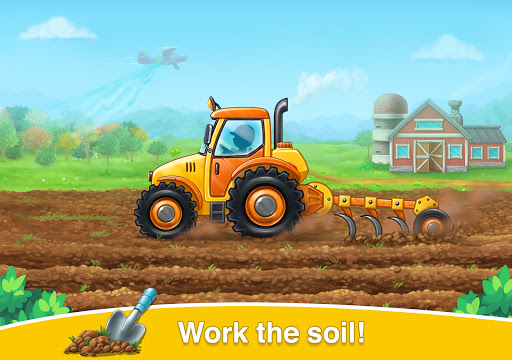 Farm land and Harvest - farming kids games 1.0.11 screenshots 7