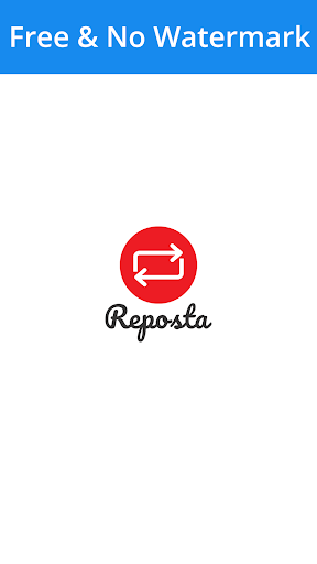 Reposta - Repost for Instagram  screenshots 1
