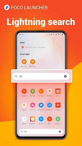 POCO Launcher 2.0 - Customize,  Fresh & Clean 2.7.4.8 screenshots 2