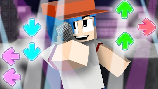 Mod Of Friday Night Funkin For Minecraft Apk Download , Mod Of Friday Night Funkin For Minecraft Apk Android , New 2021 2
