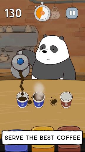 We Bare Bears - Free Fur All: Mini Game Arcade  Screenshots 5
