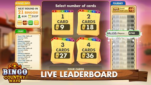 Bingo Country Ways: Best Free Bingo Games 1.62.300 screenshots 1
