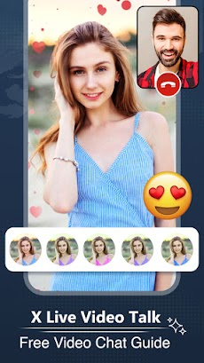 XLive Video Talk Chat - Free Video Chat Guideのおすすめ画像5