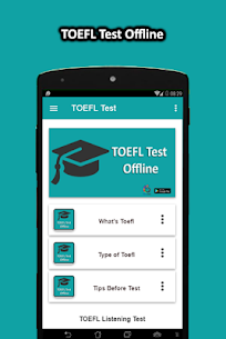 TOEFL Test Offline  For Pc – Download And Install On Windows And Mac Os 1