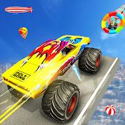 Extreme Monster Truck Stunts: Car Stunt Games 2021