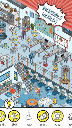 Find Forms - Hidden Object  screenshots 6