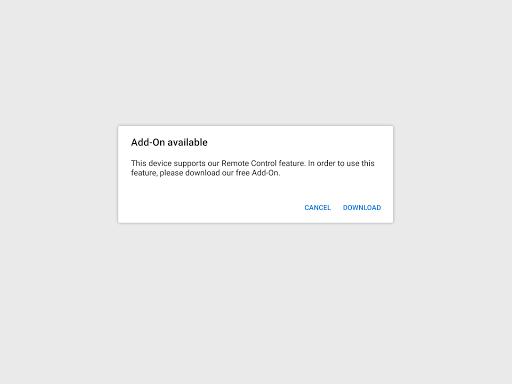 TeamViewer Universal Add-On 15.8.5 Screenshots 4